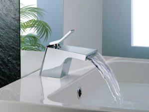 Massenza-88 - Chrome-Waschbecken-Aufsatzarmatur
