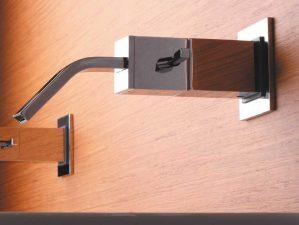 Terlago-497-10 - Chrome-Waschbecken-Unterputzarmatur