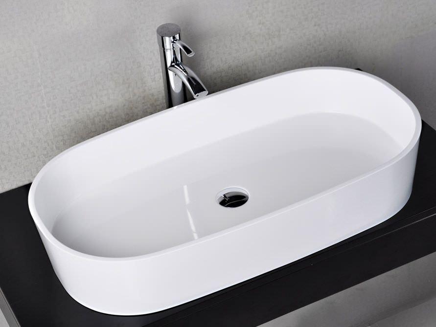 Qualitats Waschbecken Waschtische Aus Edlem Mineralguss Und Keramik