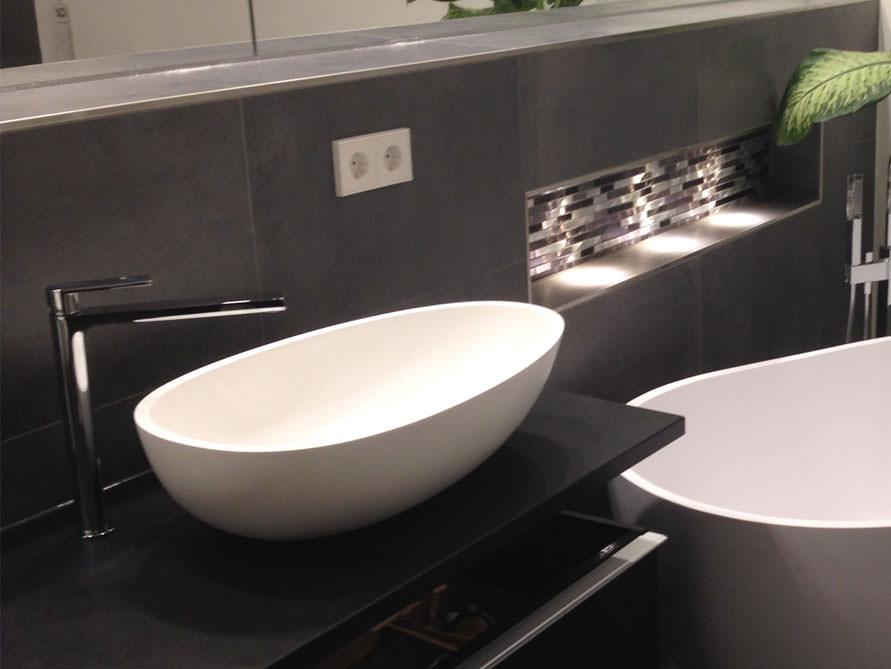 waschbecken aufsatzbecken b dermax cesano mineralguss. Black Bedroom Furniture Sets. Home Design Ideas