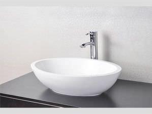 como freistehende mineralguss badewanne wei matt oder. Black Bedroom Furniture Sets. Home Design Ideas