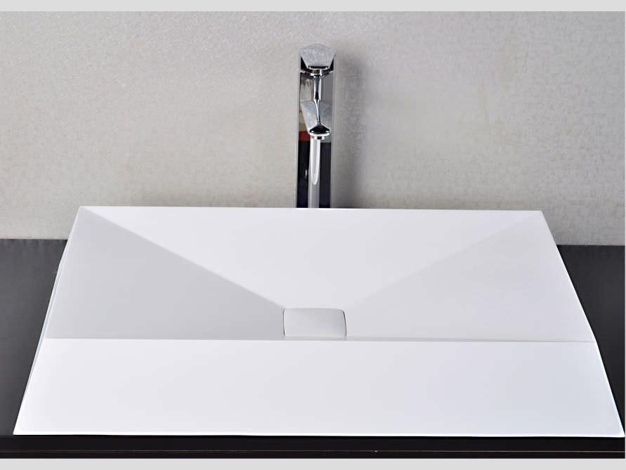 tordino waschtische mineralguss wei matt oder gl nzend. Black Bedroom Furniture Sets. Home Design Ideas