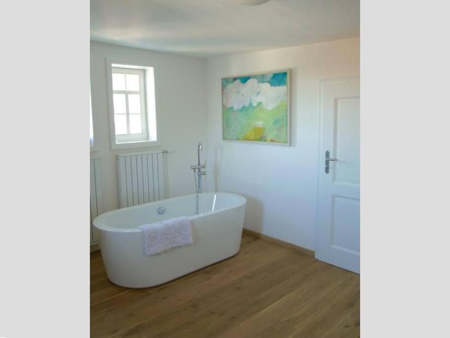 Badezimmer-Idee mit der freistehenden Badewanne Almeria 168