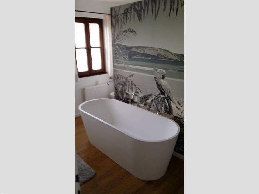badezimmer idee bologna freistehenden badewanne problem wanne. Black Bedroom Furniture Sets. Home Design Ideas