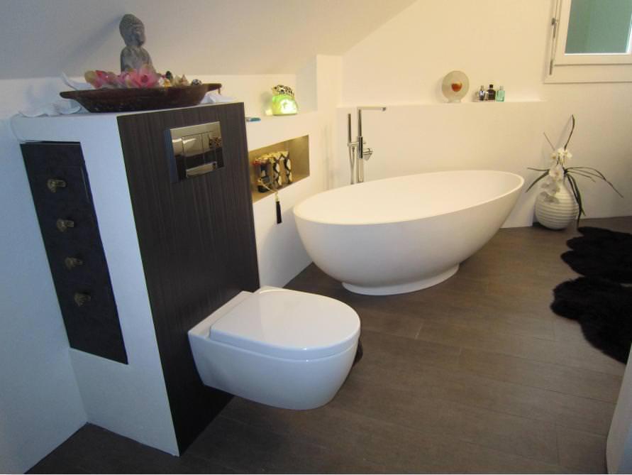 badezimmer idee campione freistehenden badewanne wannen designs geborgenheit. Black Bedroom Furniture Sets. Home Design Ideas