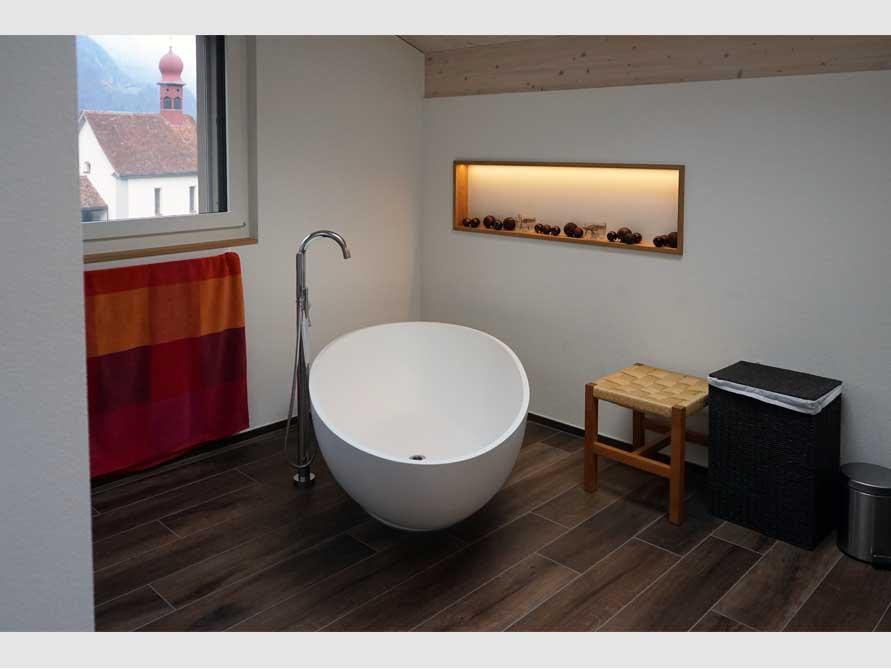 Badezimmer Idee Campione Freistehenden Badewanne Geltung