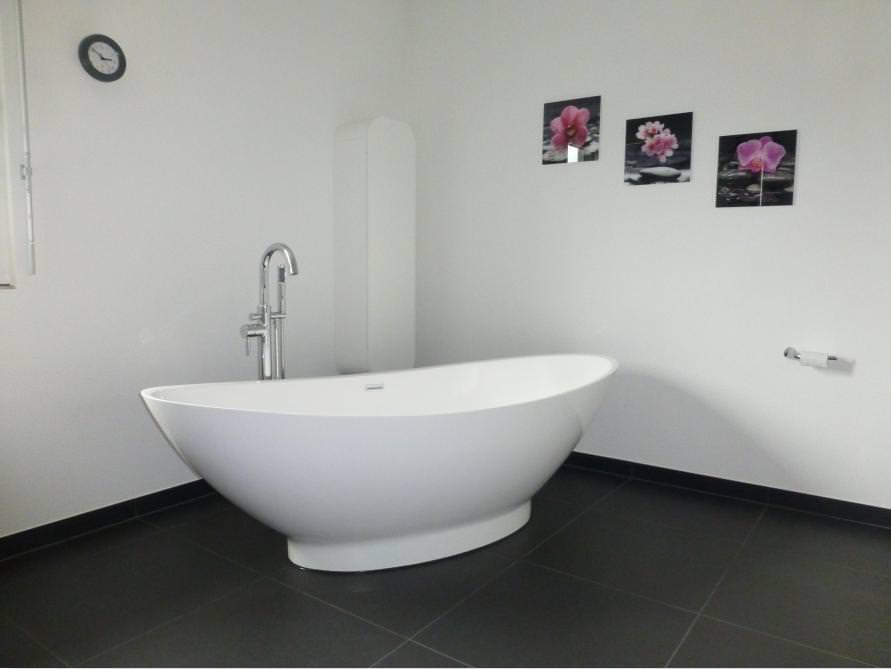 badezimmer idee como freistehenden badewanne warmwasserbad harmonisierung. Black Bedroom Furniture Sets. Home Design Ideas