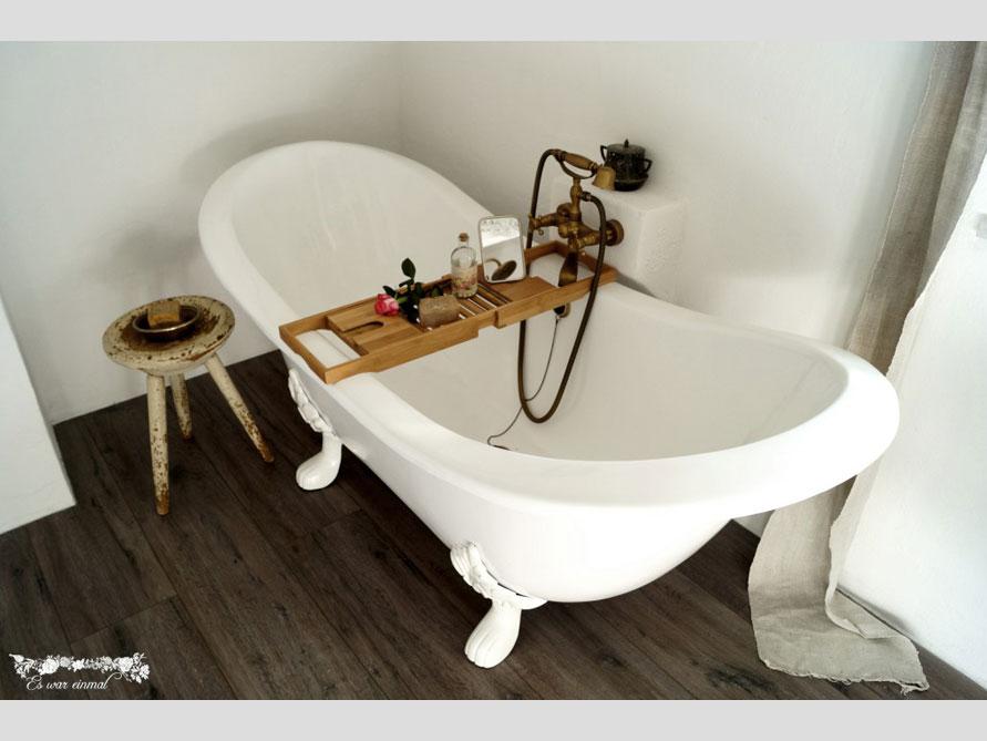 Badezimmer-Idee mit der freistehenden Badewanne Edinburgh