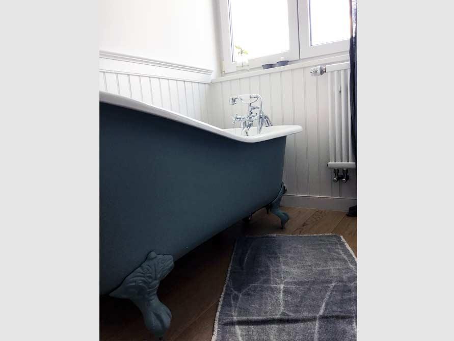 Badezimmer-Idee mit der freistehenden Badewanne Liverpool Big