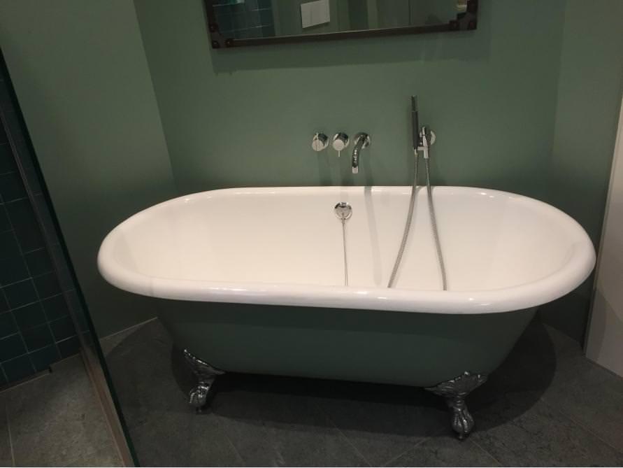 badezimmer idee manchester freistehenden badewanne wanne retro look. Black Bedroom Furniture Sets. Home Design Ideas
