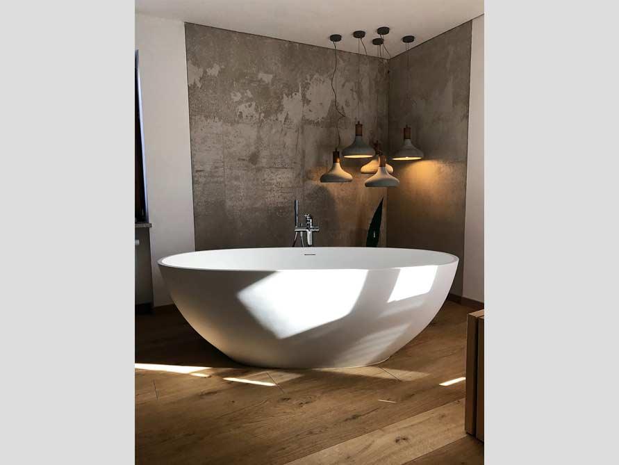 Badezimmer Idee Piemont Freistehenden Badewanne Modell Spiel