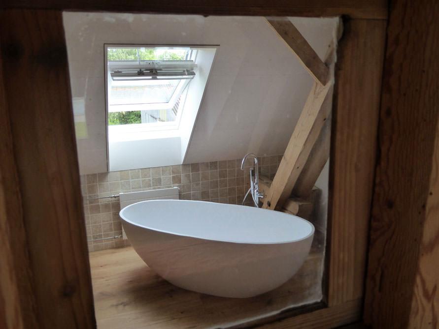 Badezimmer ideen mit der freistehenden badewanne piemont medio for Badezimmer badewanne