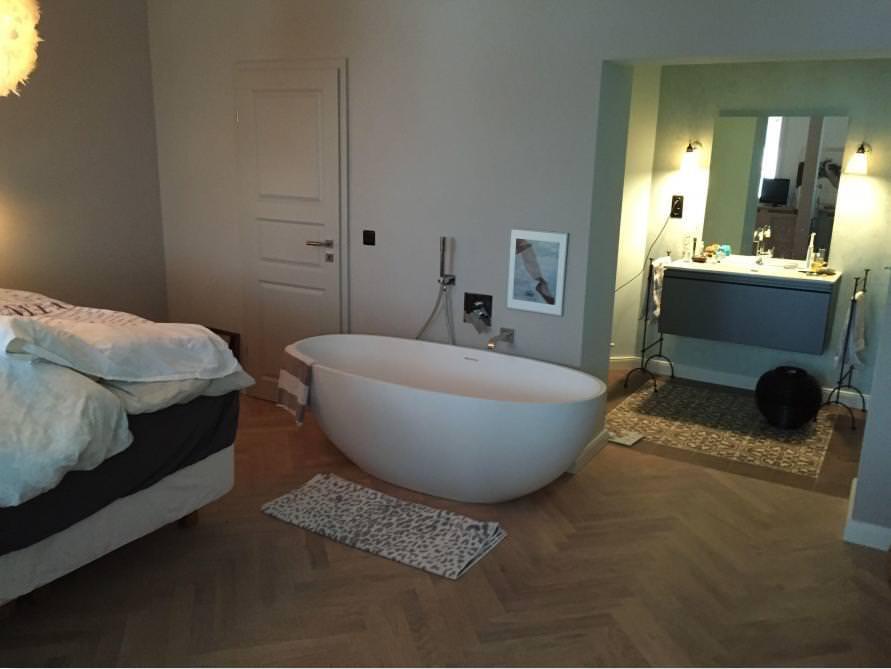 Badezimmer Idee Mit Der Freistehenden Badewanne Piemont Medio