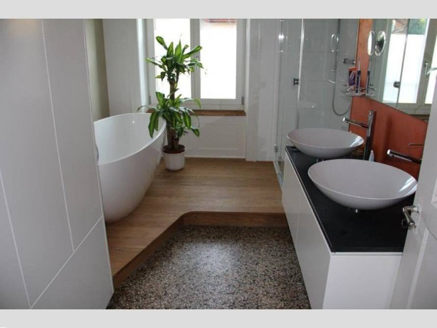Freistehenden Badewanne
