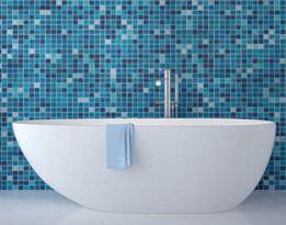 die geschichte der freistehenden badewanne. Black Bedroom Furniture Sets. Home Design Ideas