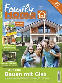 Family Home – Ausgabe: Mai/Juni 2016