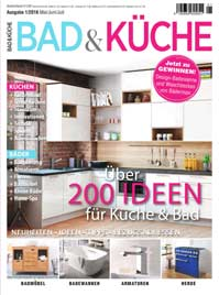 BAD & KÜCHE Cover