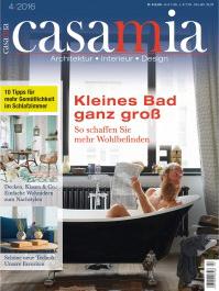 Casamia Cover