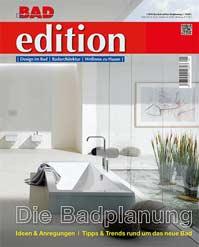 Das Bad - Edition Badplanung – Ausgabe: 1/2016