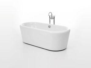Granada - freistehende acryl-Badewanne