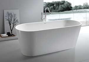 Badewanne Oval Freistehend freistehende badewannen aus mineralguss aktuelle angebote