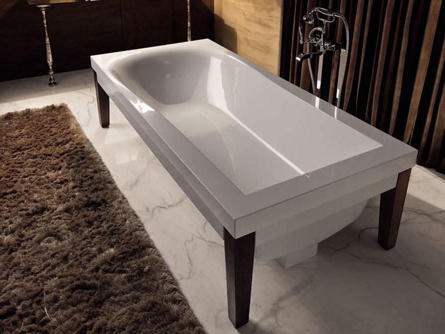 bentley freistehende mineralguss badewanne wei. Black Bedroom Furniture Sets. Home Design Ideas