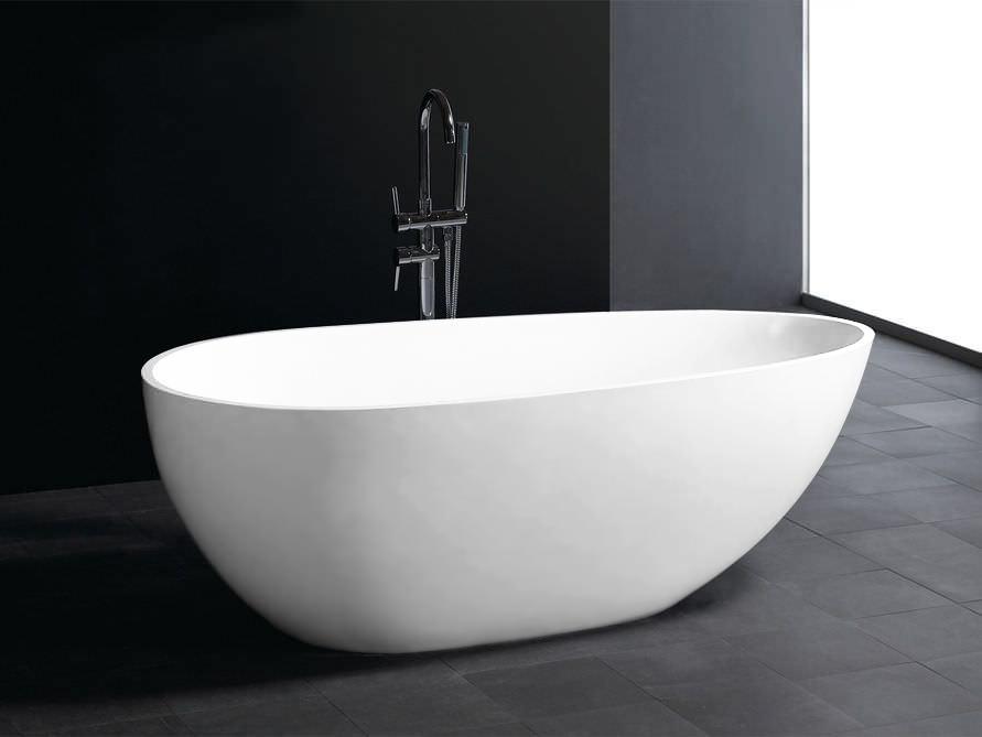Badewanne Oval Freistehend freistehende badewanne oval die schönsten einrichtungsideen