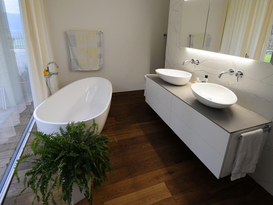 luino freistehende mineralguss badewanne wei matt. Black Bedroom Furniture Sets. Home Design Ideas