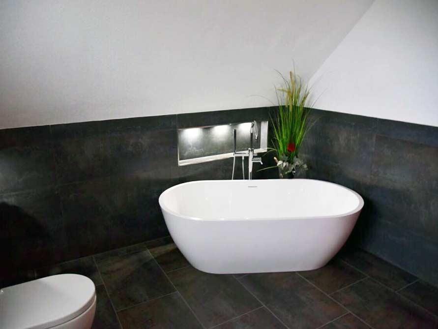 Freistehende Badewanne Montecristo