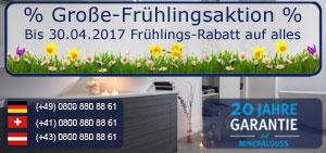 Frühlingsaktion 2017